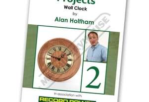 RPDVD09 Woodworking Projects DVD - Wall Clock with Alan Holtham Duration - 60min
