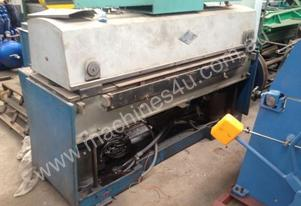 U10325 - Samco - Hydraulic Clicker Press
