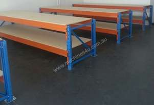 WORK BENCH 3648mm X 900mm X 900mm With Particle Bo