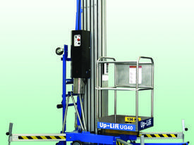 Up Lift UG35DC Vertical lift - picture4' - Click to enlarge