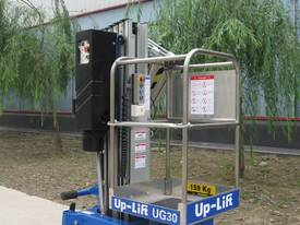 Up Lift UG35DC Vertical lift - picture5' - Click to enlarge