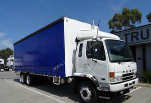 2007 MITSUBISHI FUSO FIGHTER 10 Tautliner