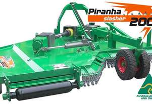 Piranha Twin Rotor – Single Wing Slasher 3600