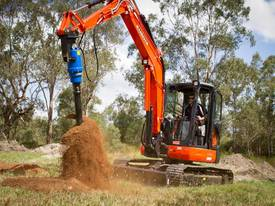 New 2015 auger torque 0 excavator auger in unanderra nsw for Hydraulic auger motor for sale