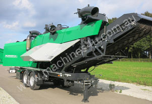 Hurrifex MOBILE STONE AND LIGHT MATERIAL SEPARATOR