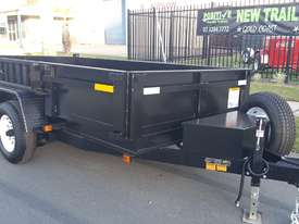 12x6 Hydraulic Tipper / Dump Trailer Tandem 4.5T - picture1' - Click to enlarge