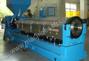 Single Screw Plastic Extruders for Blown Film Lines - MADE TO ORDER