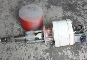 De Vilbiss diaphragm pump paint airless spray