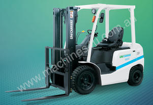 Unicarriers Smart Series Forklift