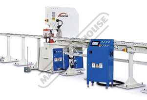 PM-80T-ANC CNC Punching Machine 80 Tonne Includes CNC Programmable Positioning Table 6000mm