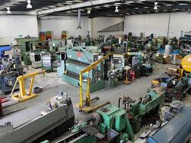 Peddinghaus Forax 15E copy punch press - picture11' - Click to enlarge