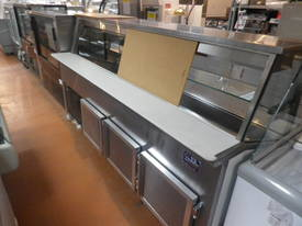 2.4m Sandwich Bar/Deli Display - picture3' - Click to enlarge
