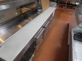 2.4m Sandwich Bar/Deli Display - picture6' - Click to enlarge