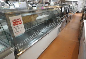 2.4m Sandwich Bar/Deli Display
