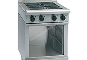Waldorf 800 Series RN8400E-CB - 600mm Electric Cooktop `` Cabinet Base