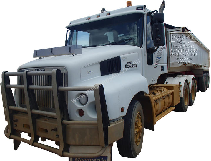Iveco 6500 Power Star Prime Mover