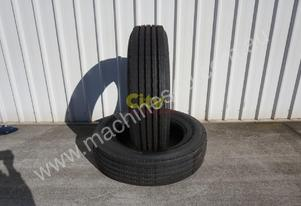 255/70R22.5 Triangle TR656 Trailer Tyre