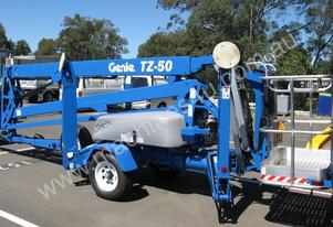 GENIE TZ 50 Trailer-Mounted Boom