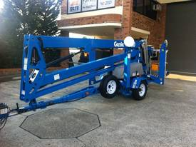 GENIE TZ 50 Drive & Set Trailer-Mounted Boom - picture2' - Click to enlarge