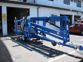 GENIE TZ 50 Drive & Set Trailer-Mounted Boom - picture1' - Click to enlarge