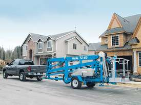 GENIE TZ 50 Drive & Set Trailer-Mounted Boom - picture9' - Click to enlarge