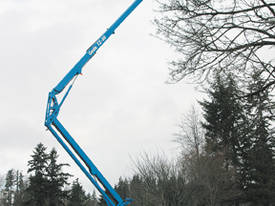 GENIE TZ 50 Drive & Set Trailer-Mounted Boom - picture5' - Click to enlarge