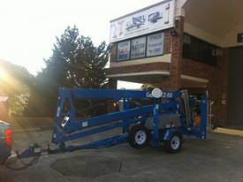 GENIE TZ 50 Trailer-Mounted Boom - picture6' - Click to enlarge