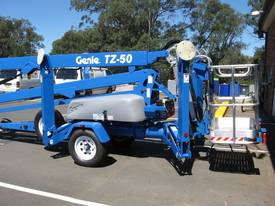GENIE TZ 50 Trailer-Mounted Boom - picture2' - Click to enlarge