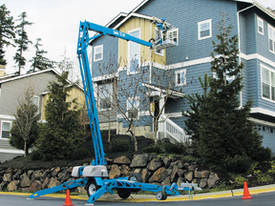 GENIE TZ 50 Trailer-Mounted Boom - picture10' - Click to enlarge