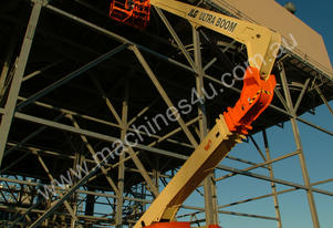 JLG 1250AJP Articulating Boom Lift