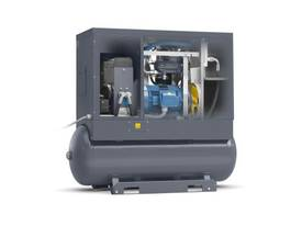ELECTRIC ROTARY SCREW COMPRESSORS -110 CFM - picture5' - Click to enlarge