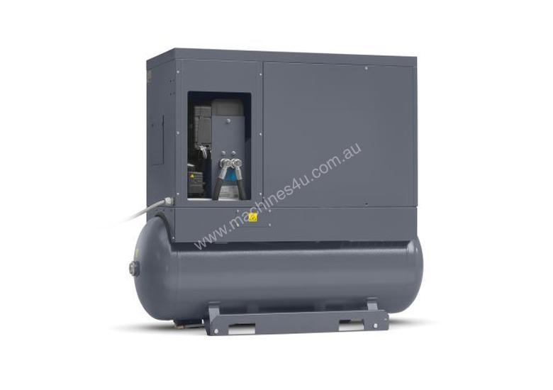 ELECTRIC ROTARY SCREW COMPRESSORS -110 CFM