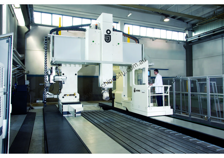 JOBS High Performance Italian Machining Centres