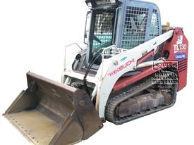 Takeuchi TL130 Tracked Skid Steer Loader, Call EMU