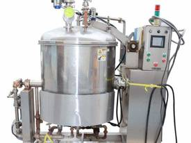 Steam Cooker with vacuum pump
