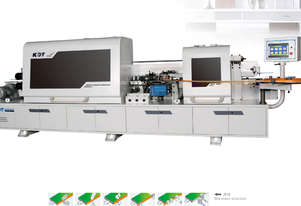 Premill. 3 speed to 23m/min. Touchscreen simplicity. Unmatched value from KDT