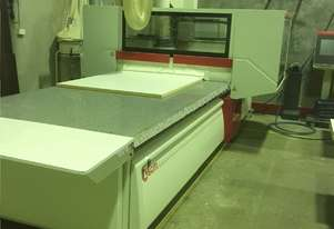 Scm   Pratix S 1536 CNC machine