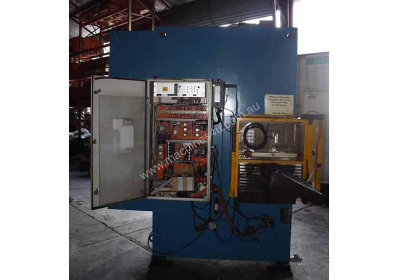 PJ Hare 63HP Hydraulic Press 63 tonne 630kN 18.5kW