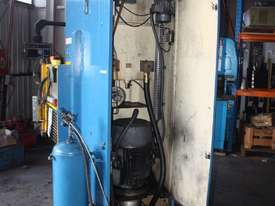 PJ Hare 63HP Hydraulic Press 63 tonne 630kN 18.5kW - picture8' - Click to enlarge