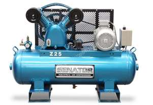 Senator 415 Volt 5.5 hp Air Compressor