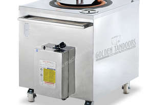 GT-810AG Commercial Gas Tandoor Oven Square