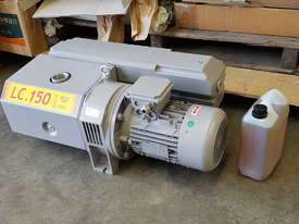 DVP LC.150 Vacuum Pump with Motor - picture1' - Click to enlarge