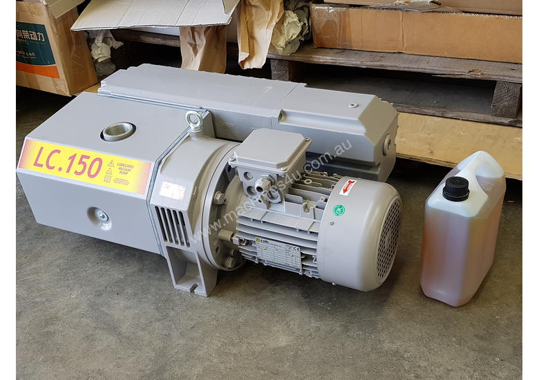 DVP LC.150 Vacuum Pump with Motor