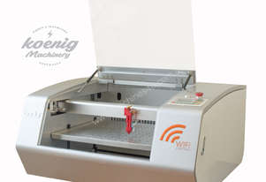 Large Desktop Laser Cutter - 600x500mm bed - 40W - IN STOCK