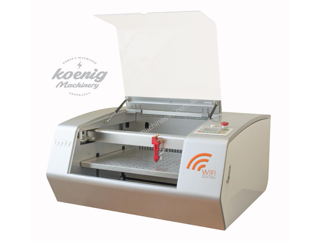 New 2018 Bodor Bcl 0605mu Laser Cutting And Engraving In