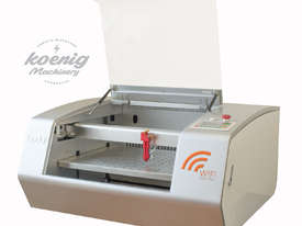 Large Desktop Laser Cutter - 600x500mm bed - 40W - IN STOCK - picture2' - Click to enlarge