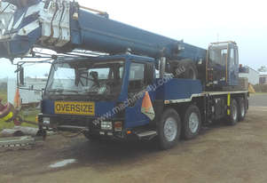 2005 XCMG QY50K MOBILE HYDRAULIC TRUCK CRANE