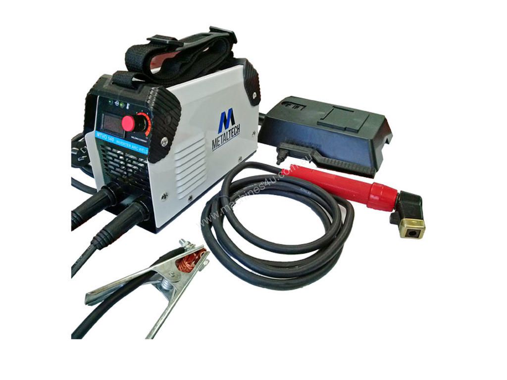 New metaltech MTVO140 - Metaltech140 Digital Inverter Welder Inverter MIG  Welder in SMITHFIELD, NSW Price: $99 <401773>