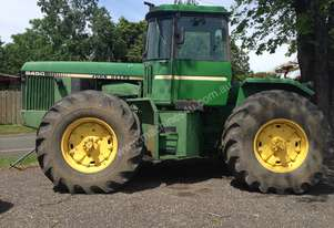 John Deere 8450 Articulated Tractor