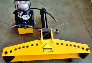 Electro-Hydraulic Pipe Bending Machine